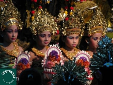 Indonesië reizen - Bali - Traditionele Ceremonie Ubud