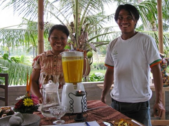 Herbal Walk & Jamu workshop (Ayurvedisch kruidenmedicijn)(8:00-16:00)