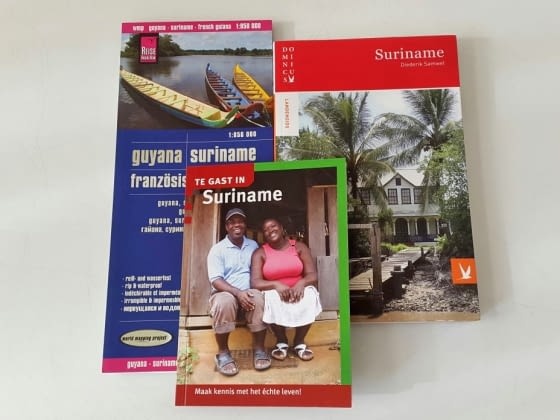 Boeken en films over Suriname