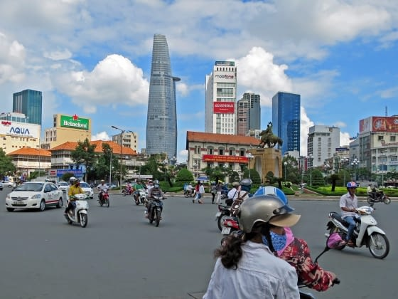De highlights van Ho Chi Minh City (Saigon)