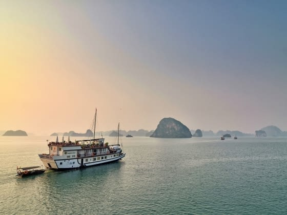 Halong Bay: de must-see van Vietnam