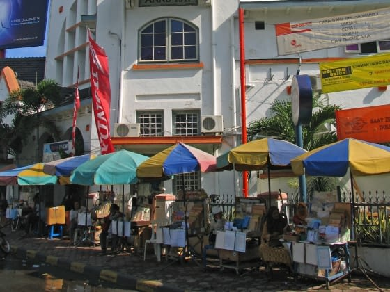 Restaurants in Medan - Sumatra